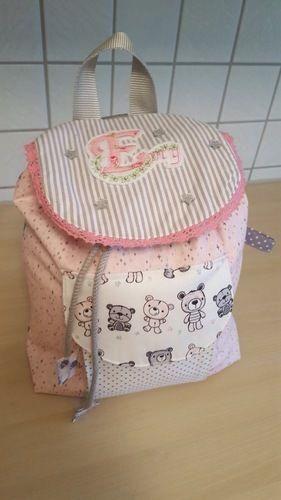 Makerist - Rucksack für Kinder  - Nähprojekte - 2
