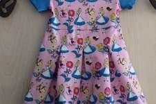 Makerist - erstes Kinderkleidchen - 1