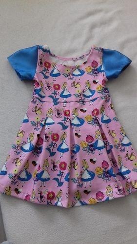Makerist - erstes Kinderkleidchen - Nähprojekte - 2