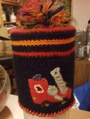 Makerist - Wintermütze für meinen Neffen - 1