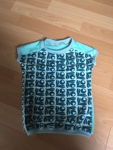Makerist - Sommerliches Easy T Shirt für meine Tochter  - Nähprojekte - 1