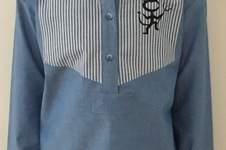 Makerist - Little Fritzi Hemd Gr. 134 für meinen 8-jährigen Sohn - 1