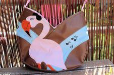 Makerist - Eine Tulipa mit rockendem Flamingo - 1