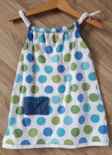 Makerist - Tunika für unsere Kleine aus Jersey und Jeans  - Nähprojekte - 1