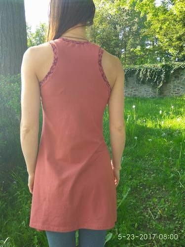 Makerist - Tank Top Kleid - Nähprojekte - 3