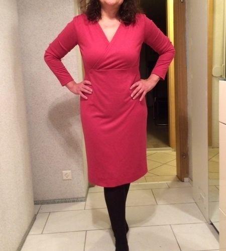Makerist - Kleid. Aus Jerseystoff, für mich. - Nähprojekte - 2
