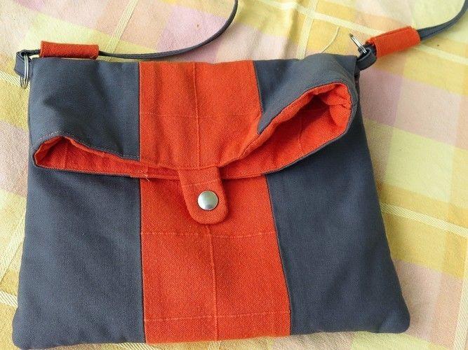 Makerist - Tasche Mira in 3 Größen - Nähprojekte - 2