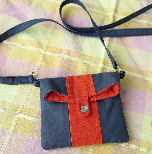 Makerist - Tasche Mira in 3 Größen - Nähprojekte - 3