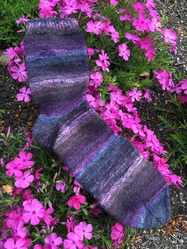 Makerist - Meine erste Socke! - Strickprojekte - 1