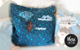 Makerist - Kissenbezug für den Raumfahrer Fan - 1