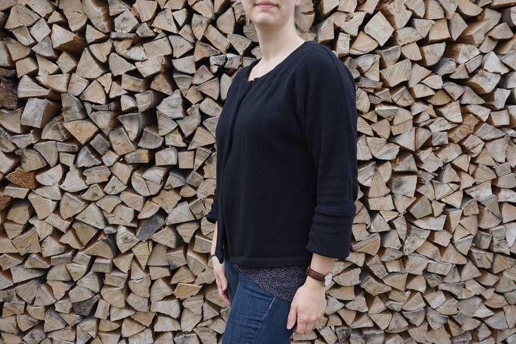 Makerist - Frau Ava - Walkmantel  - Nähprojekte - 3