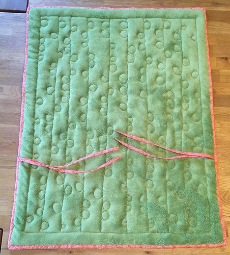 Makerist - Babyschalen Quilt - Patchwork-Projekte - 2