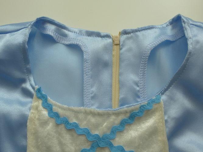 Makerist - Verdeckten Reißverschluss in ein Kleid einnähen - Nähprojekte - 1