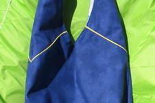 Makerist - Wendeshopper mit Paspel und aufgesetzter Tasche - 1