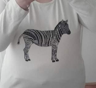 Makerist - Shirt für mich verschönert - 1