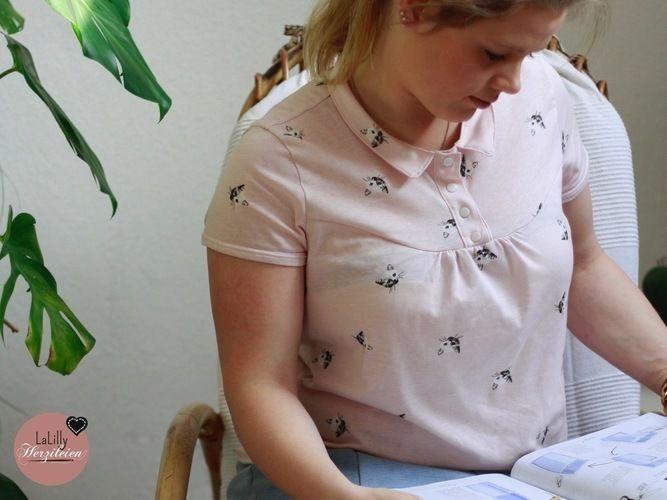Makerist - Marla Shirt mit Knopfleiste  - Nähprojekte - 2