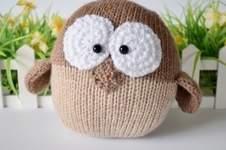Makerist - Barney Owl - 1