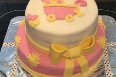 Makerist - Babyparty Torte - 1