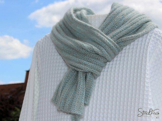 Makerist - PIKOLI - klassisch, schlichter Schal aus rechten und linken Maschen - Strickprojekte - 2