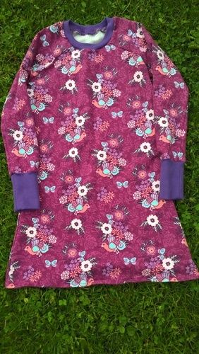 Makerist - Kleid aus Sommersweat - Nähprojekte - 1
