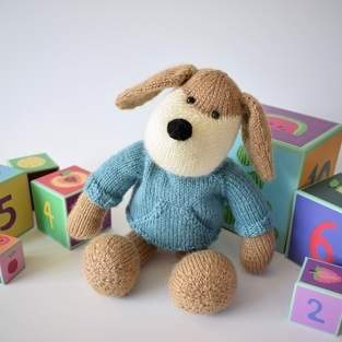 Makerist - Riley the Puppy - 1