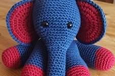 Makerist - Elefant für meine Tochter - 1