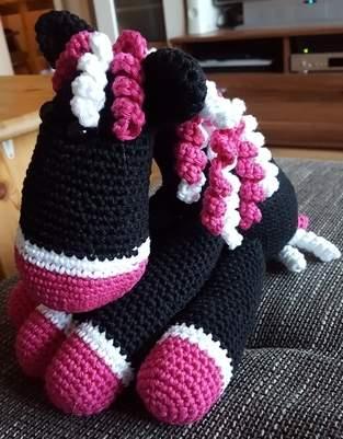 Makerist - Pferd aus Baumwolle - 1