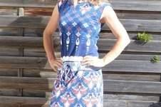 Makerist - Kleid Pia von Fadenkäfer aus tollem Jersey - 1