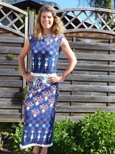 Makerist - Kleid Pia von Fadenkäfer aus tollem Jersey - Nähprojekte - 3