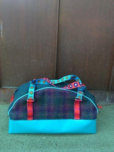 Makerist - Weekender Tasche, - Nähprojekte - 1