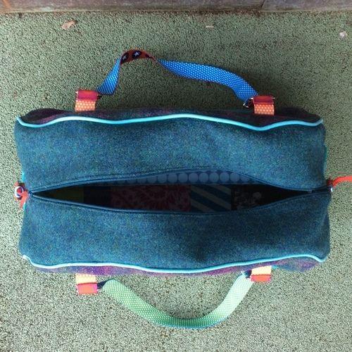 Makerist - Weekender Tasche, - Nähprojekte - 2