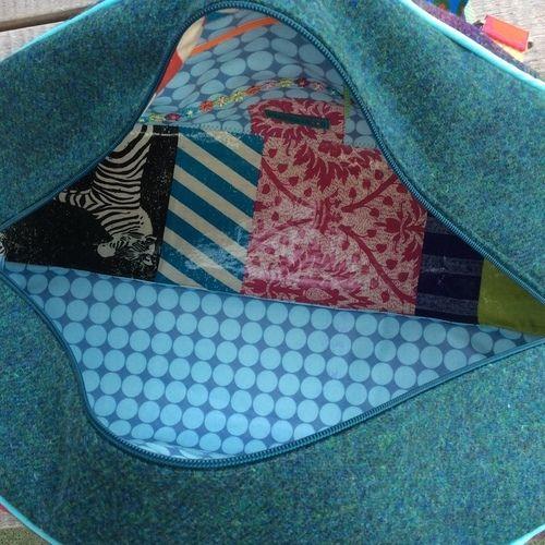 Makerist - Weekender Tasche, - Nähprojekte - 3