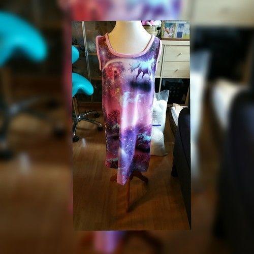 Makerist - Einhornkleid - Nähprojekte - 1