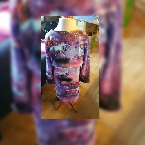 Makerist - Einhornkleid - Nähprojekte - 3