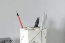 Makerist - FOLDED PEN HOLDER - 1