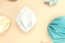 Makerist - ORIGAMI BALL - 1