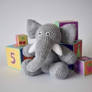 Makerist - Bloomsbury Elephant - 1