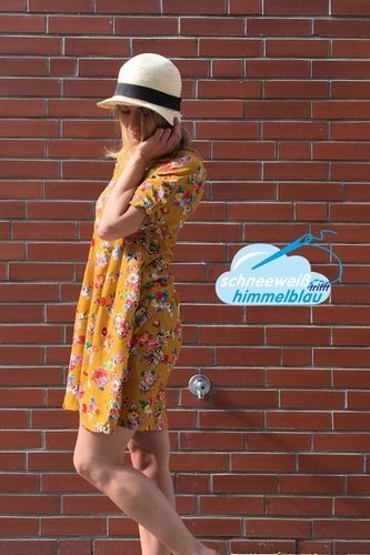 "Makerist - Kleid ""Retroliebe"" von Nähkind 😍 - Nähprojekte - 3"
