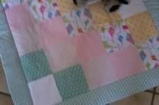 Makerist - Decke für Laufstall - 1