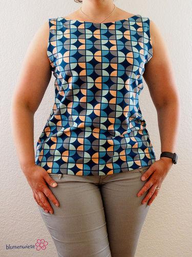 Makerist - Shirt mit U-Bootausschnitt von MiouMiou - Nähprojekte - 1