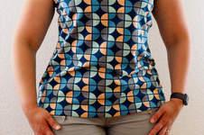 Makerist - Shirt mit U-Bootausschnitt von MiouMiou - 1