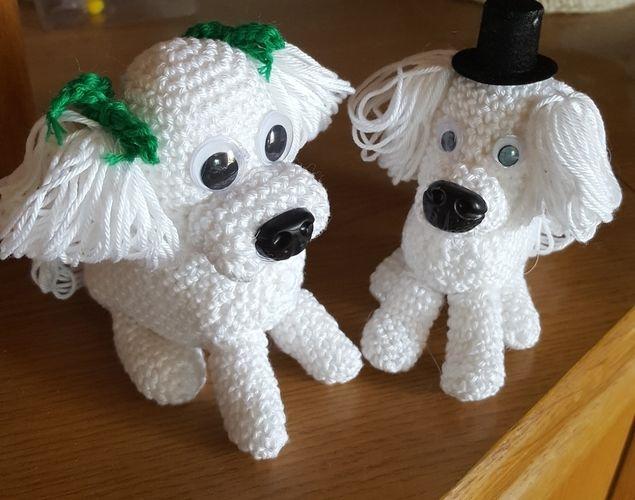 Makerist - Mein Logo Hund - Häkelprojekte - 2