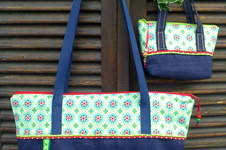Makerist - Basic Bag  groß & klein - 1