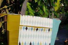 Makerist - Boat bag im Vintage-Look -Summer 2017! - 1
