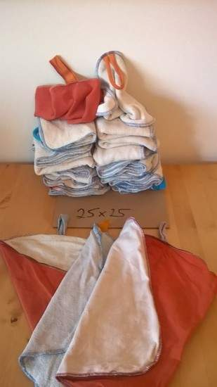 Makerist - Upcycling alter Spannbetttücher - 1