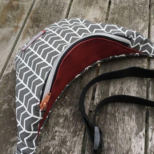 Makerist - Gürteltasche Steffi von min ziari  - Nähprojekte - 2