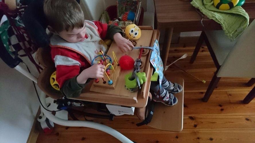 Makerist - Beschäftigung für behindertes Kind  - DIY-Projekte - 2