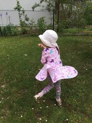 Makerist - Unser Lieblings Kleid 💜 - 1