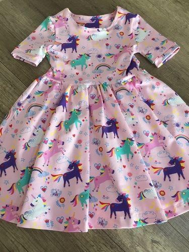 Makerist - Unser Lieblings Kleid 💜 - Nähprojekte - 2