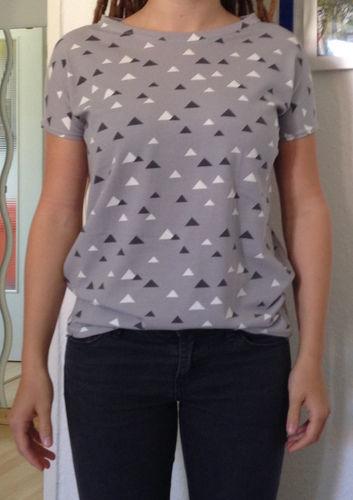 Makerist - Shirt Amylee - Nähprojekte - 1